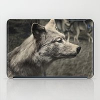 Tom Feiler Wolf iPad Case