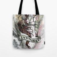 JAYBIRD Art & Design Tote Bag