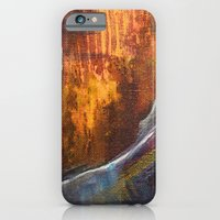 iPhone & iPod Case featuring Stormy Sea 1 by TJ Walsh