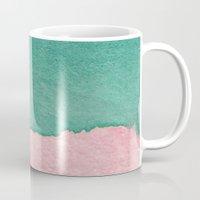 Water and Color 9 Mug