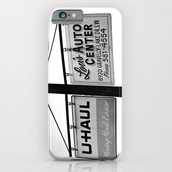Lou's Auto Center iPhone & iPod Case