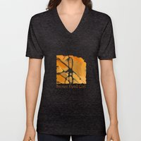 My Brown Eyed Girl Unisex V-Neck