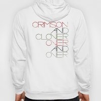 Crimson and Clover Over and Over Hoody
