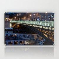 Paris By Night III Laptop & iPad Skin