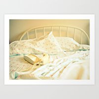 Sunday Morning ~ Vintage… Art Print