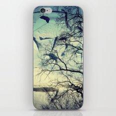 Filigree iPhone & iPod Skin