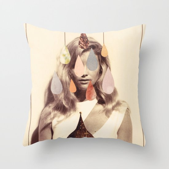 quatre Throw Pillow