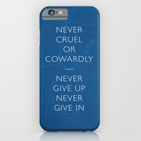 iPhone & iPod Case featuring The Promise by josh tomlinson