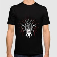 Karma Fairy [LIGHT] Mens Fitted Tee Black SMALL