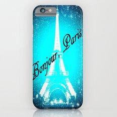 Bonjour, Paris! iPhone 6 Slim Case