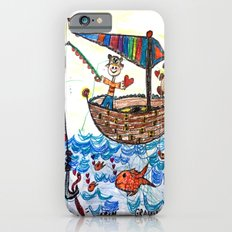 :: Row, Row, Row Your Boat :: iPhone 6 Slim Case