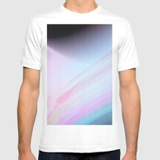 The Planet Mens Fitted Tee White SMALL