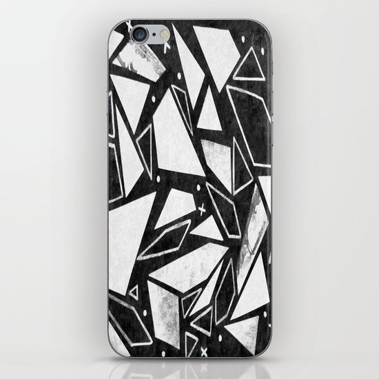 Geometrics III iPhone & iPod Skin