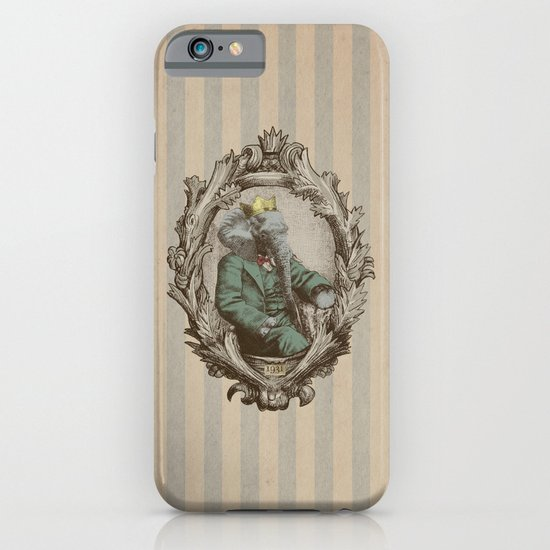 Royal Portrait, 1931 (colour option) iPhone & iPod Case