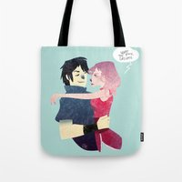 Aren't They Lovely. Tote Bag