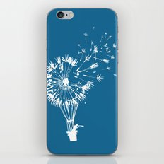 Going Where The Wind Blo… iPhone & iPod Skin