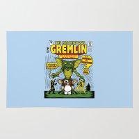 The Mischievous Gremlin Rug