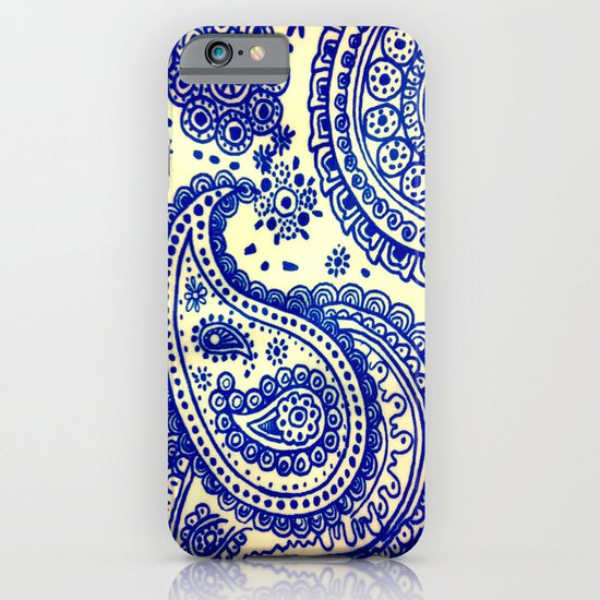 Paisley :) iPhone & iPod Case