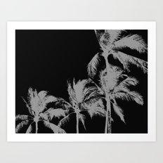 Paradise on my Mind Art Print