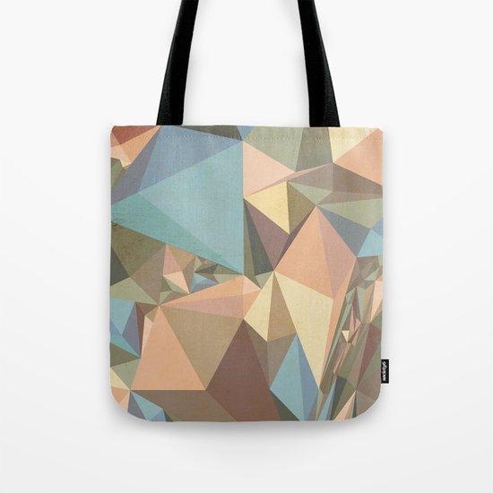 Renaissance Triangle Pyramids Tote Bag
