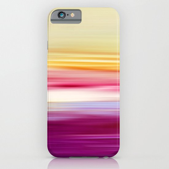 abstract sundown iPhone & iPod Case