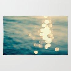 Blurred Tides Rug