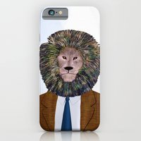 iPhone & iPod Case featuring Uncle Leo's Portrait by Vanya
