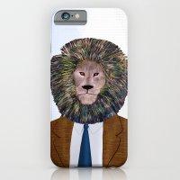 Uncle Leo's Portrait iPhone 6 Slim Case