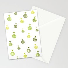 Roots Pattern Stationery Cards