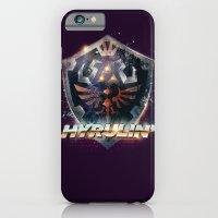 Yeah She Sees My Hyrulin… iPhone 6 Slim Case