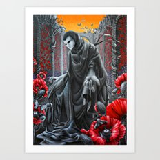'08 Introspectre Art Print