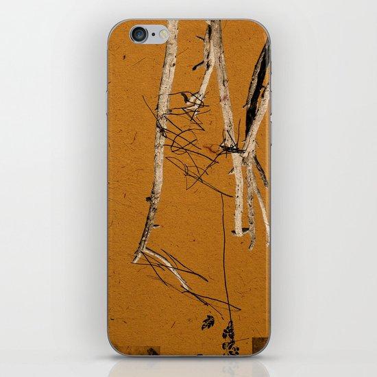 DRESSED NATURE I iPhone & iPod Skin