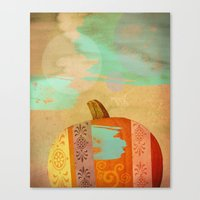 It's Fall 'Yall Canvas Print