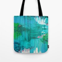 BLUE MONSOON - Stunning … Tote Bag