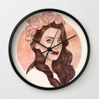 LDR IV Wall Clock