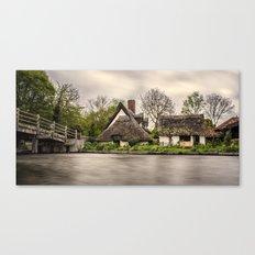 Flatford Mill Canvas Print
