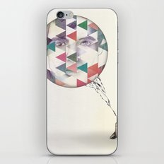 Restless iPhone & iPod Skin