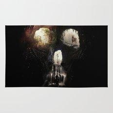 Cave Skull Rug