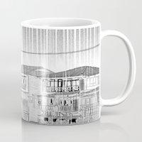 rainy season  Mug