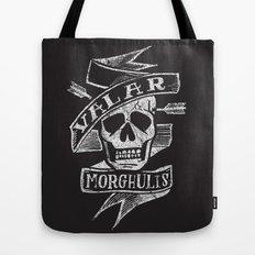 all men must die Tote Bag