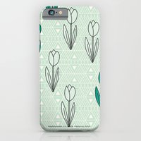 iPhone & iPod Case featuring Tulips 03 by Maedchenwahn