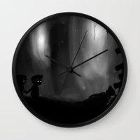 Overlooking Chaos Wall Clock