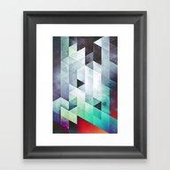 Cyld_stykk Framed Art Print