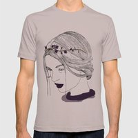 Juliet Mens Fitted Tee Cinder SMALL