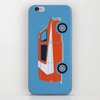 Gran Van Torino iPhone & iPod Skin
