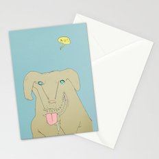 Dogdy dog Stationery Cards