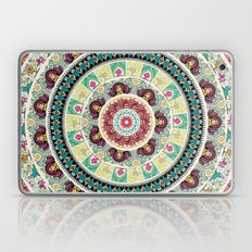 Sloth Yoga Medallion Laptop & iPad Skin