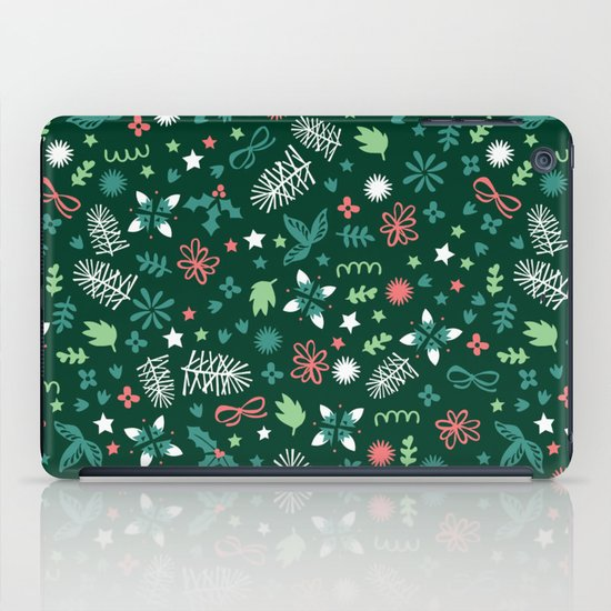 Have a Holly Jolly Christmas  iPad Case