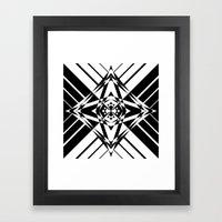 Heavenly Bodies - The Stars Framed Art Print