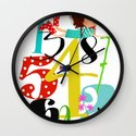 Emmas Numbers Wall Clock